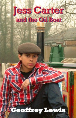 Jess Carter and the Oil Boat by Geoffrey Lewis from Vearsa in Teen Novel category