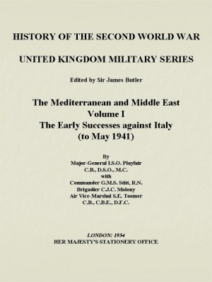 The Mediterranean and the Middle East Volume I by L Playfair from Vearsa in History category