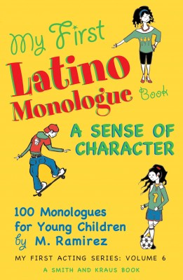 My First Latino Monologue Book by Marco Ramirez from Vearsa in General Novel category