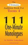 The Ultimate Audition Book for Teens Volume 4 by Debbie Lamedman from  in  category