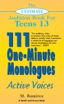 The Ultimate Audition Book for Teens Volume 13 by Marco Ramirez from  in  category
