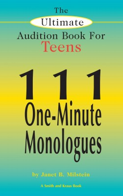 The Ultimate Audition Book for Teens Volume 1 by Janet Milstein from Vearsa in General Novel category