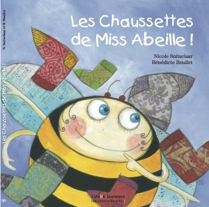 Les chaussettes de Miss abeille by Bénédicte Boullet from Vearsa in General Novel category