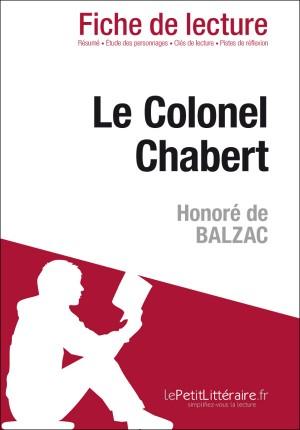 Le Colonel Chabert de Honoré de Balzac (Fiche de lecture) by Hadrien Seret from Vearsa in General Novel category