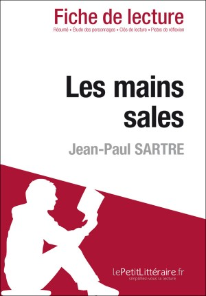 Les mains sales de Jean-Paul Sartre (Fiche de lecture) by Natacha Cerf from Vearsa in General Novel category