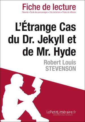 L'Étrange Cas du Dr Jekyll et de Mr Hyde de Robert Louis Stevenson (Fiche de lecture) by Elena Pinaud from Vearsa in General Novel category