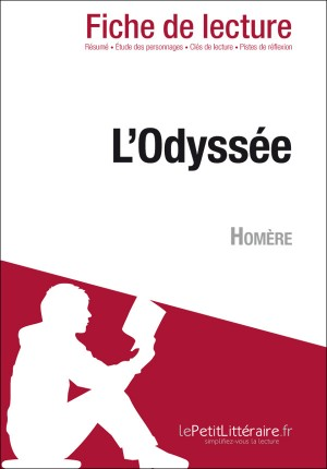 L'Odyssée de Homère (Fiche de lecture) by Hadrien Seret from Vearsa in General Novel category