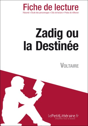 Zadig ou la Destinée de Voltaire (Fiche de lecture) by David Noiret from Vearsa in General Novel category