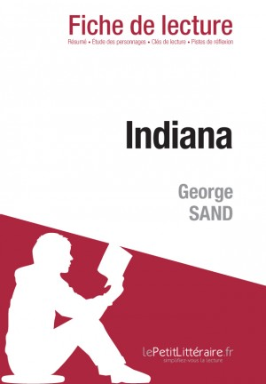 Indiana de Georges Sand (Fiche de lecture) by Natacha Cerf from Vearsa in General Novel category