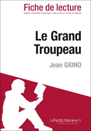 Le Grand Troupeau de Jean Giono (Fiche de lecture) by Marine Everard from Vearsa in General Novel category