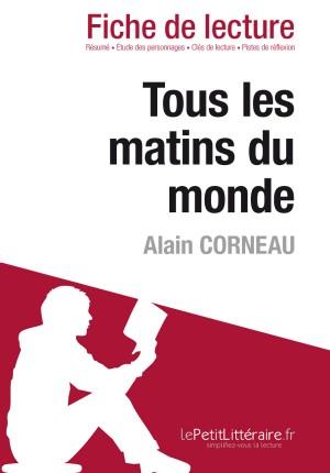 Tous les matins du monde (film) de Alain Corneau (Fiche de lecture) by Gwendoline Dopchie from Vearsa in General Novel category