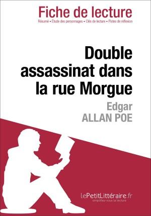 Double assassinat dans la rue Morgue d'Edgar Allan Poe (Fiche de lecture) by Cécile Perrel from Vearsa in General Novel category