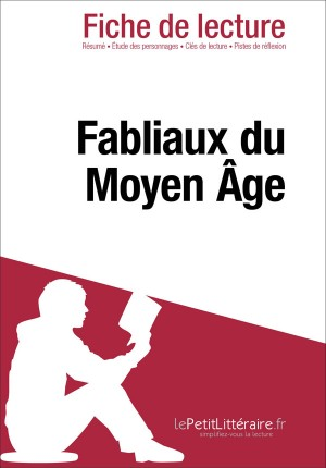 Fabliaux du Moyen Âge (Fiche de lecture) by Béatrice Faure from Vearsa in General Novel category