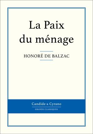La Paix du ménage by Honoré Balzac (de) from Vearsa in General Novel category