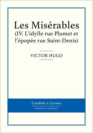 Les Misérables IV - L'idylle rue Plumet et l'épopée rue Saint-Denis by Victor Hugo from Vearsa in General Novel category