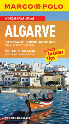 Algarve Marco Polo Travel Guide by Rolf Osang from Vearsa in Travel category