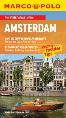 Amsterdam Marco Polo Travel Guide by Anneke Bokern from Vearsa in Travel category
