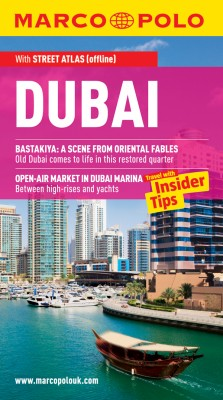 Dubai Marco Polo Travel Guide by Marco Polo from Vearsa in General Novel category