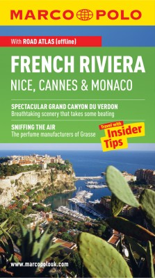 French Riviera Marco Polo Travel Guide by Marco Polo from Vearsa in Travel category
