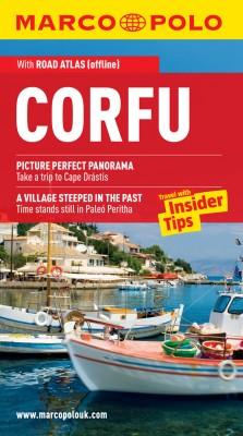 Corfu Marco Polo Travel Guide by Marco Polo from Vearsa in Travel category
