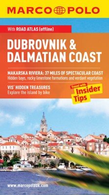 Dubrovnik & Dalmatian Coast Marco Polo Travel Guide by Marco Polo from Vearsa in Travel category