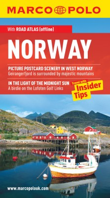 Norway Marco Polo Travel Guide by Marco Polo from Vearsa in Travel category