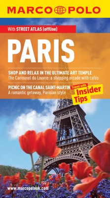 Paris Marco Polo Travel Guide by Gerhard Bläske from Vearsa in Travel category