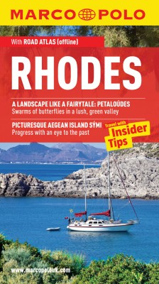 Rhodes Marco Polo Travel Guide by Marco Polo from Vearsa in Travel category