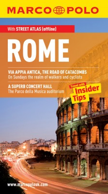 Rome Marco Polo Travel Guide by Marco Polo from Vearsa in Travel category