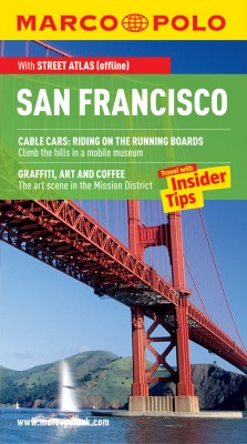 San Francisco Marco Polo Travel Guide by Marco Polo from Vearsa in General Novel category