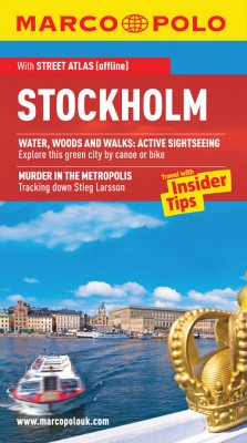 Stockholm Marco Polo Travel Guide by Marco Polo from Vearsa in Travel category