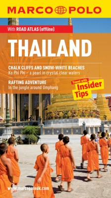 Thailand Marco Polo Travel Guide by Marco Polo from Vearsa in Travel category