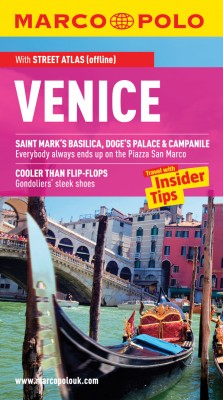 Venice Marco Polo Travel Guide by Marco Polo from Vearsa in Travel category