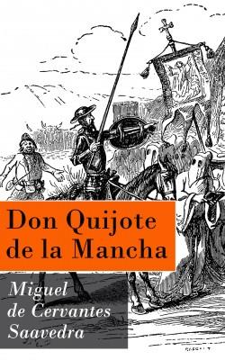 Don Quijote de la Mancha by Miguel  de Cervantes Saavedra from Vearsa in General Novel category