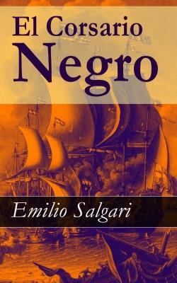 El Corsario Negro by Emilio Salgari from Vearsa in General Novel category
