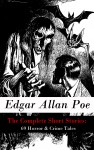 The Complete Short Stories: 69 Horror & Crime Tales by Edgar Allan Poe from  in  category