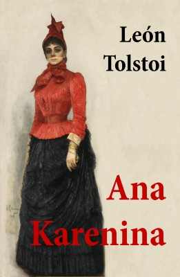 Ana Karenina by León Tolstoi from Vearsa in General Novel category
