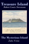 Treasure Island + The Mysterious Island (2 Unabridged Classics) by Jules Verne from  in  category