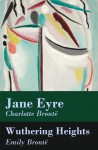Jane Eyre + Wuthering Heights (2 Unabridged Classics) by Emily Bronte from Vearsa in Romance category