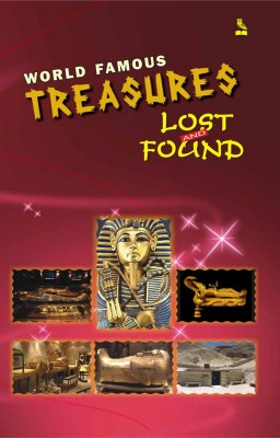 World Famous Treasures Lost and Found by Vikas Khatri from Vearsa in Teen Novel category