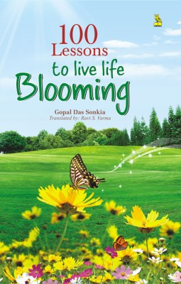 100 Lessons to Live Life Blooming by Gopal Das Sonkia from Vearsa in Lifestyle category