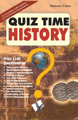 Quiz Time History by Editorial Board from Vearsa in Engineering & IT category