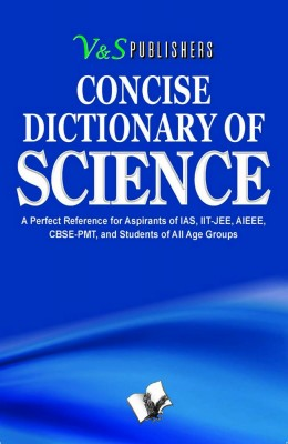 Concise Dictionary Of Science by V&S Publishers' Editorial Board from Vearsa in General Novel category