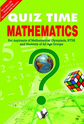 Quiz Time Mathematics by Editorial Board from Vearsa in Engineering & IT category