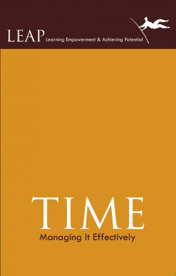 TIME Managing It Effectively by Leadstart  Publishing Pvt Ltd. from Vearsa in Business & Management category