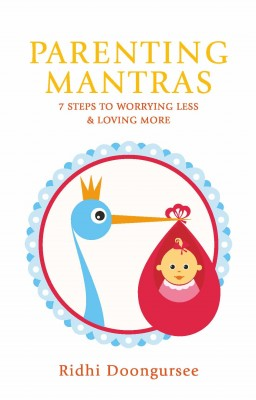 Parenting Mantras by Ridhi Doongursee from Vearsa in Teen Novel category