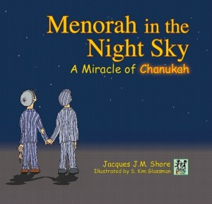 Menorah in the Night Sky by Jacques Shore from  in  category