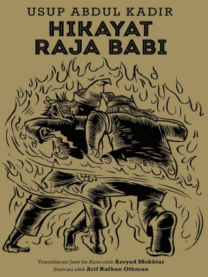 HIKAYAT RAJA BABI by Usup Abdul Kadir from Buku Fixi in General Novel category