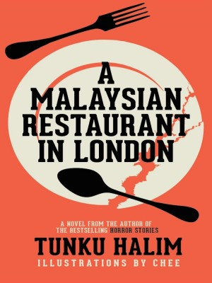 A MALAYSIAN RESTAURANT IN LONDON