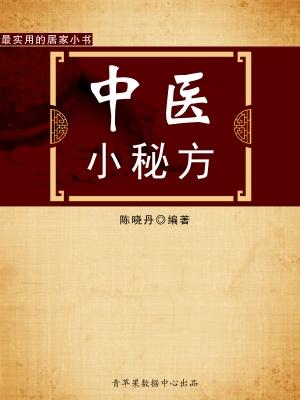 中医小秘方(最实用的居家小书) by 陈晓丹 - (Chen Xiaodan) from Green Apple Data Center in General Novel category